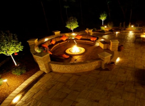 23 creative garden light ideas shelterness - Garden Ideas Lighting