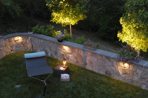 Garden Light Ideas