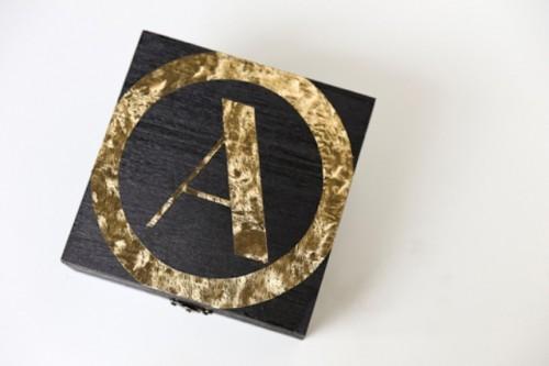Gatsby Inspired Diy Jewelry Box