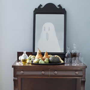 Ghost In A Mirror