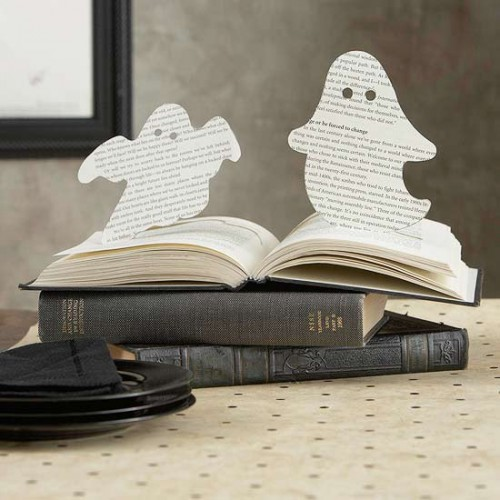 Ghosts In Books
