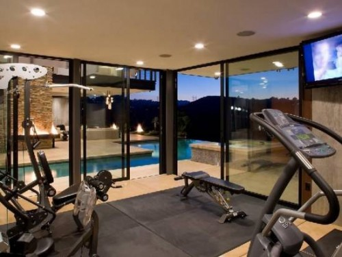good home gym design - Home Gym Design