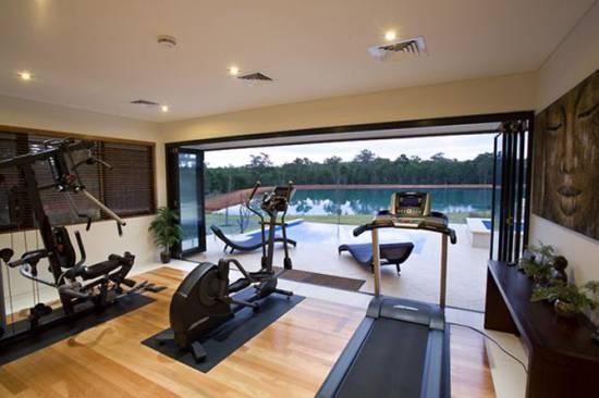 Dream Home Home Gym Design Ideas - Best Home Design Ideas