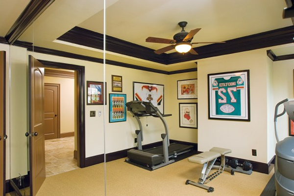 Good Home Gym Design