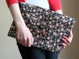 stylish envelope clutch