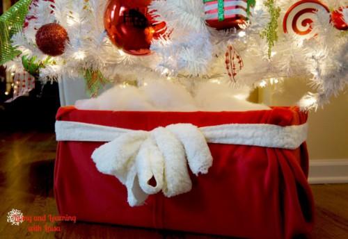 Christmas Tree Urn Stand