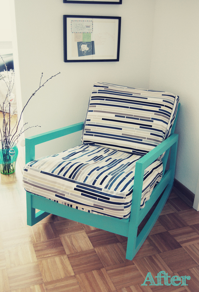 Great IKEA Chairs And Stools Makeover Ideas » rocking chair ...