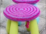 MAMMUT stool dressing