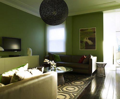 Green Room Design Ideas