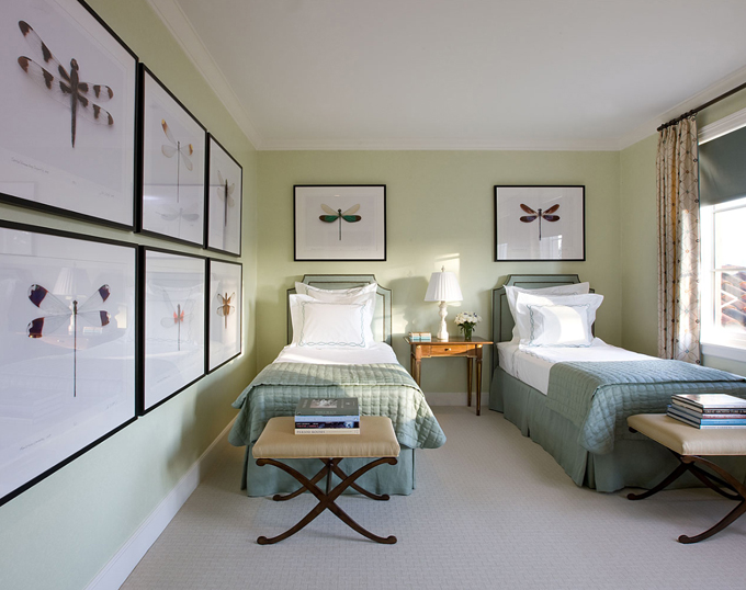 25 cool guest bedroom decorating ideas photo 9 - Decorating Ideas For Guest Bedrooms