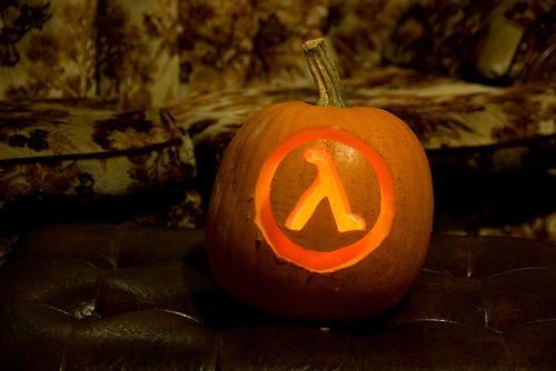 Half Life Pumpkin