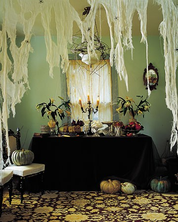 Halloween Dining Room Decorating Ideas