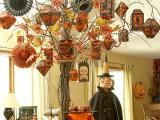 Halloween Living Room Decorating Ideas