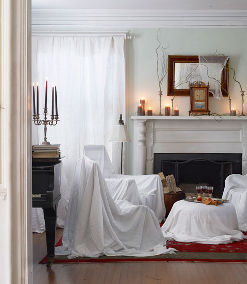Halloween Living Room Decorating Ideas Part 39
