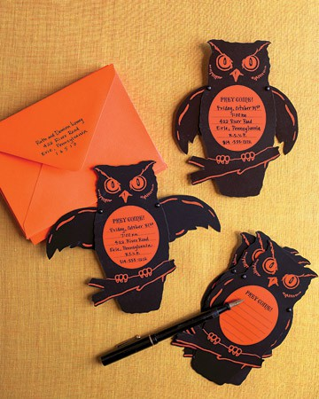 halloween party invitation ideas - Creative Halloween Party Invitations