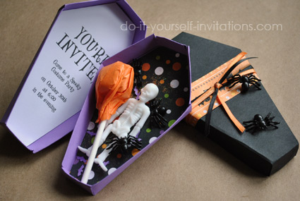 30 Creative Halloween Party Invitation Ideas Shelterness – Creative Party Invitation