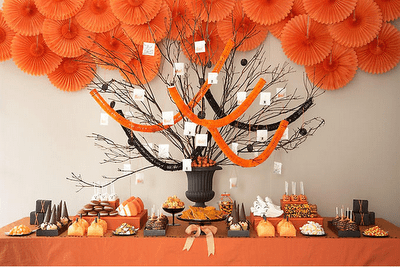 Hallowen Centerpiece Ideas