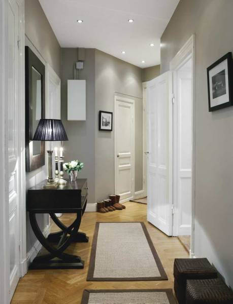 55 Cool Hallway Decor Ideas