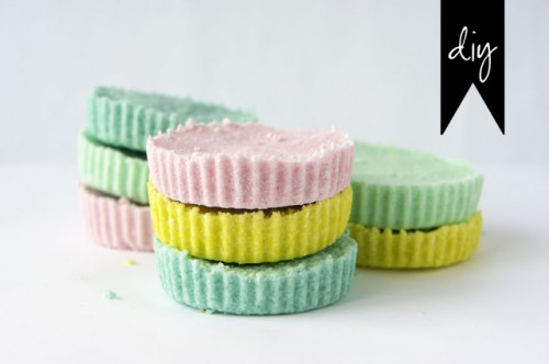Handmade Bath Bombs With Natural Extracts
