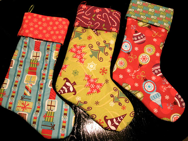 The Homemade Stockings
