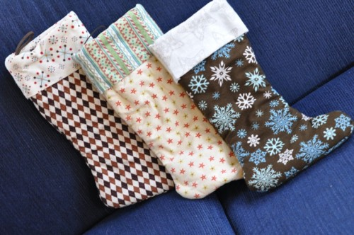 Christmas Stocking Pattern (via isbellfamily4christ)