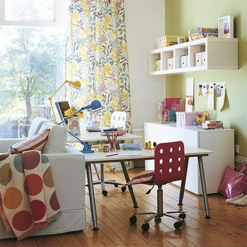 office storage space. A Sideboard And Hanging Storage Unit Provide Lots Of Space. The Cool Thing Office Space