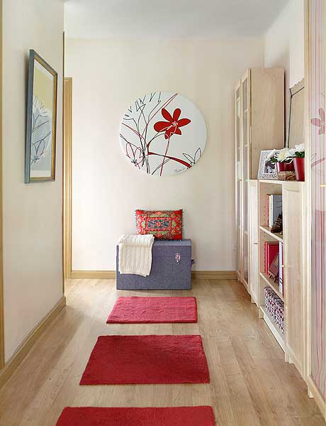 Harmonic Hallway Design Inspiration