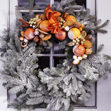 Harvest Special Thanksgiving Wreath