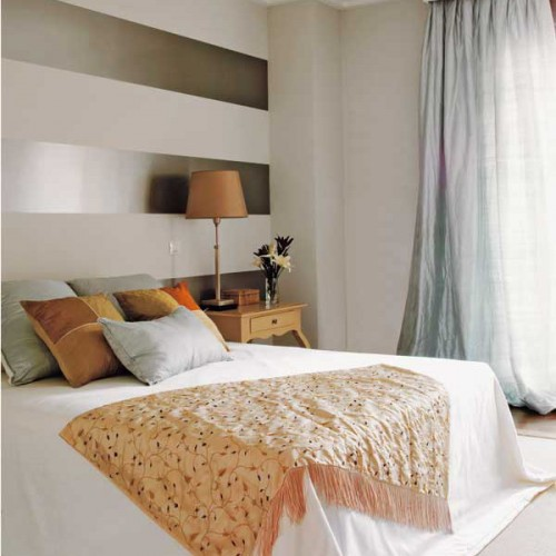 25 ideas to decorate wall behind your headboard with - Decoracion de cabeceros de cama ...