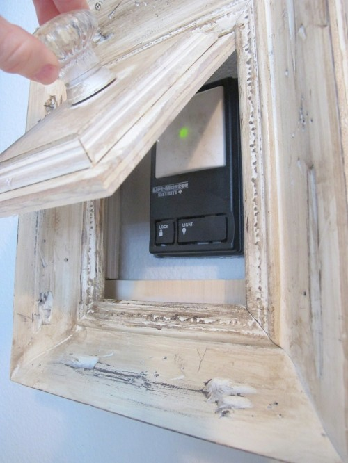 Things To Do With Old Window Frames