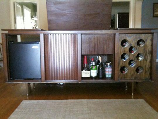 20 Cool Home Bar Design Ideas Photo 19