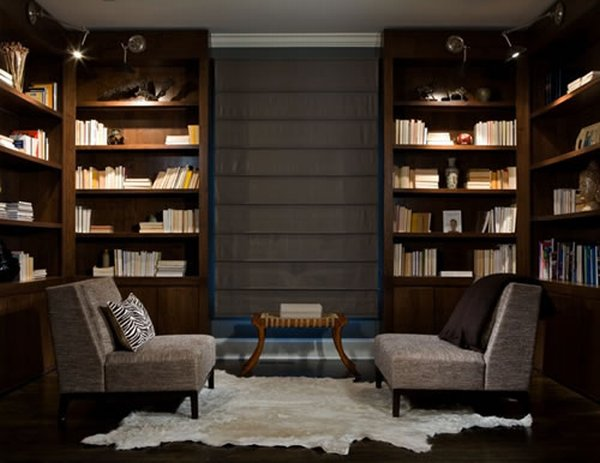Designs Of Library In Home Part 26