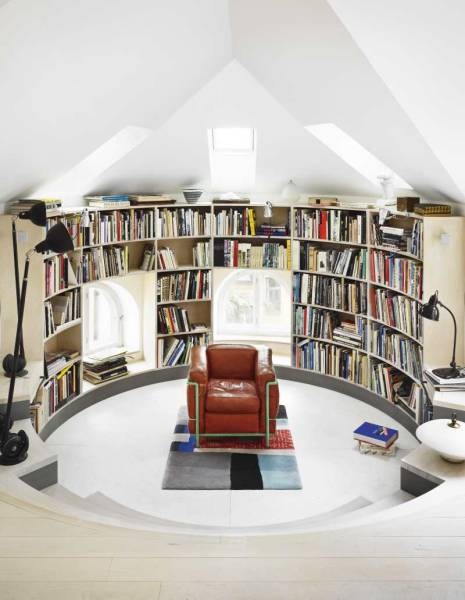 Charming Cool Home Design Ideas. Home Library Designs 20 Cool Design Ideas  Shelterness