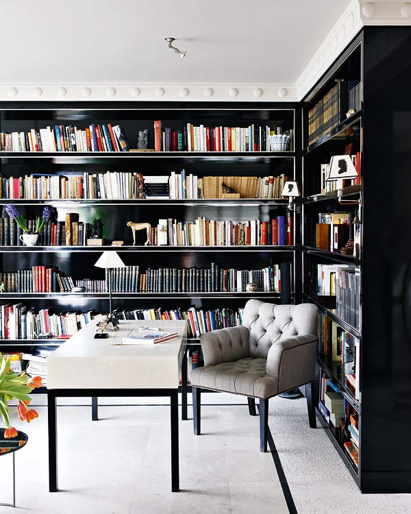 home library designs - Library Design Ideas