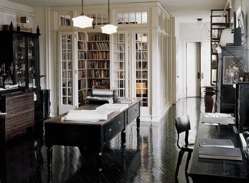 20 home library design ideas