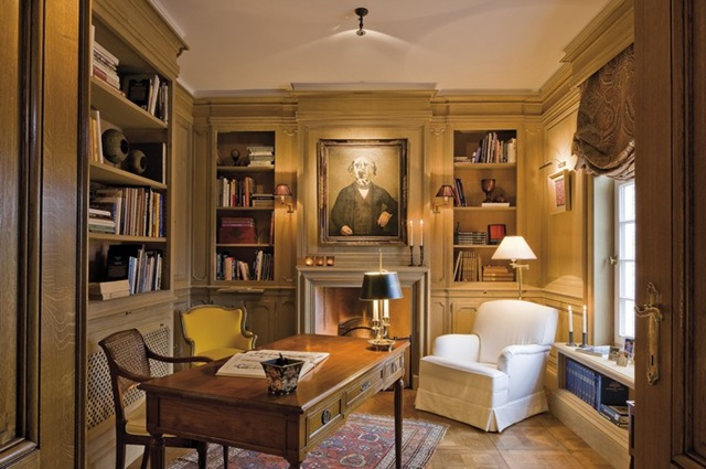 home library designs - Home Library Design Ideas