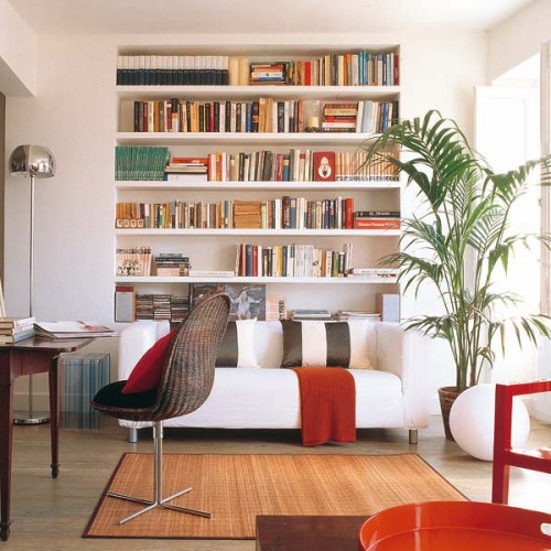 Small Living Room Office Ideas