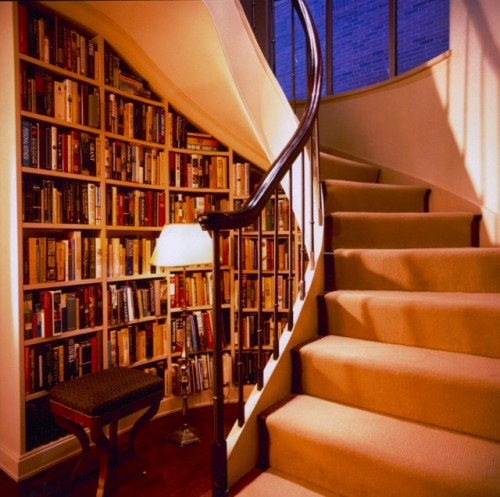17 Cool Ideas To Organize A Home Library Without A