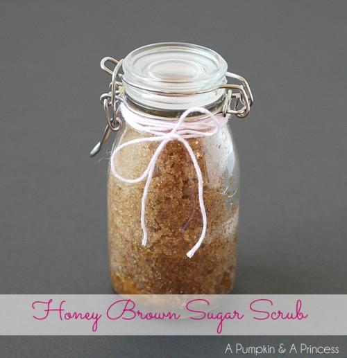 Honey Brown Sugar Scrub For A Spa-Like Experience