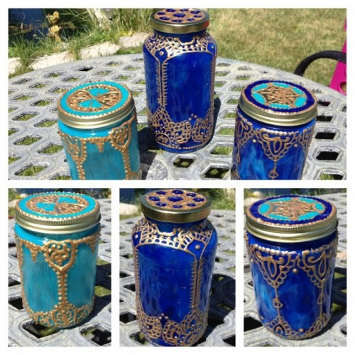 16 hot morocco inspired crafts for home decor shelterness for Moroccan decorations for home
