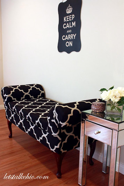 entryway bench redo (via sugarandchic)