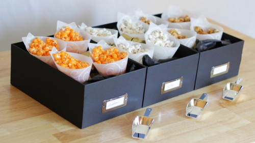 popcorn bar (via handsoccupied)
