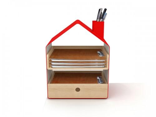 House Shaped Storage