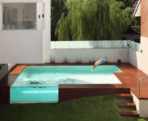 House With Amazing Swiming Pool