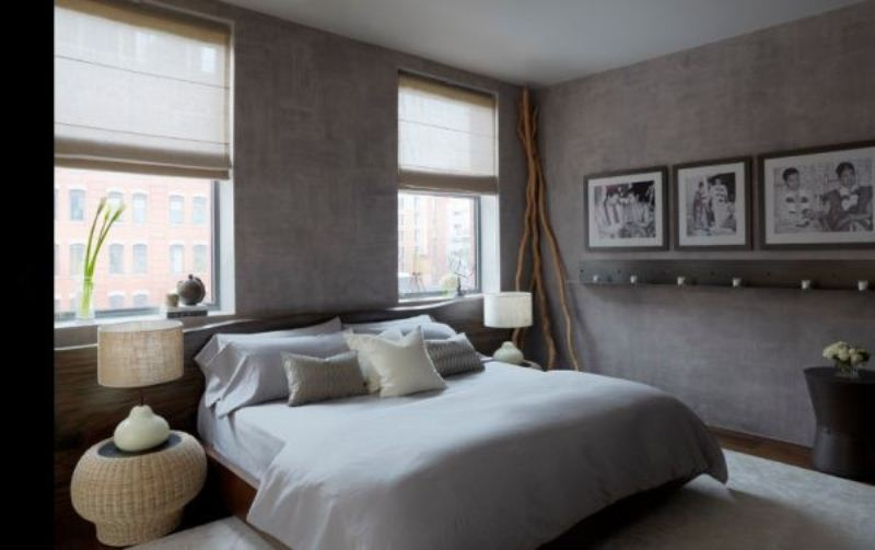 how to arrange a fall guest bedroom shelterness