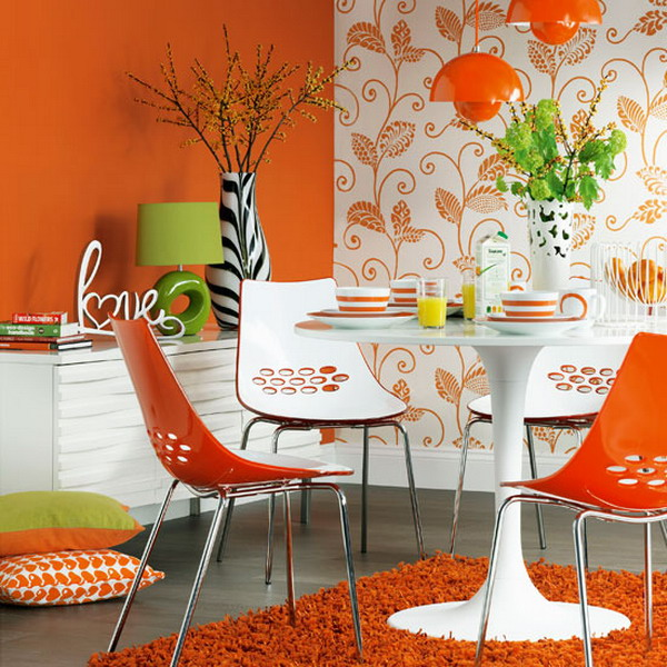 How To Bright Up Your Dining Room – 35 Cool Ideas
