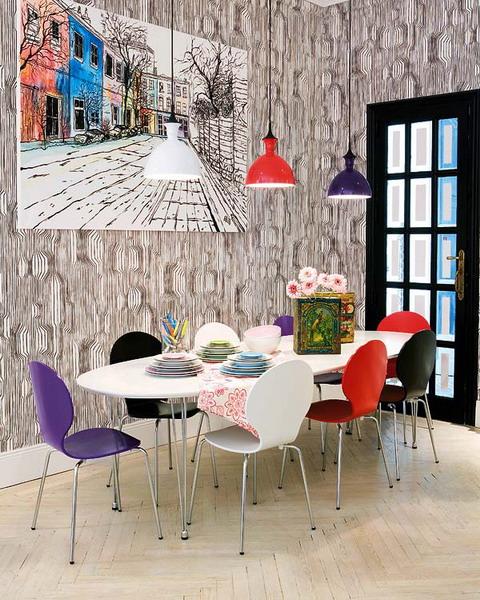 идеи интерьера для столовой