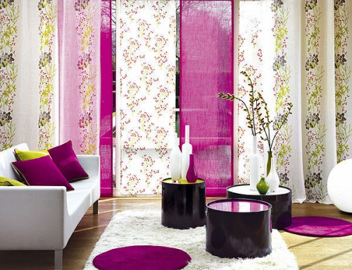 25 Ideas To Combine Curtains With Other Interior Details - Shelterness