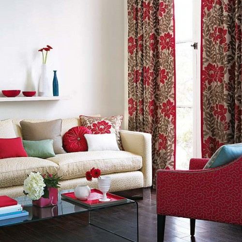 How To Combine Curtains With Other Interior Details