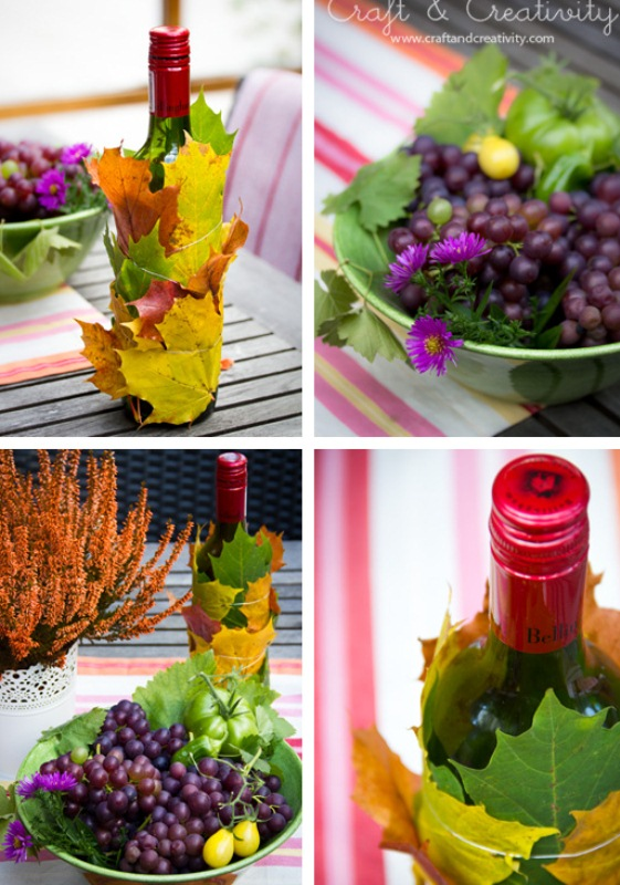 How To Create A Beautiful Fall Table Setting